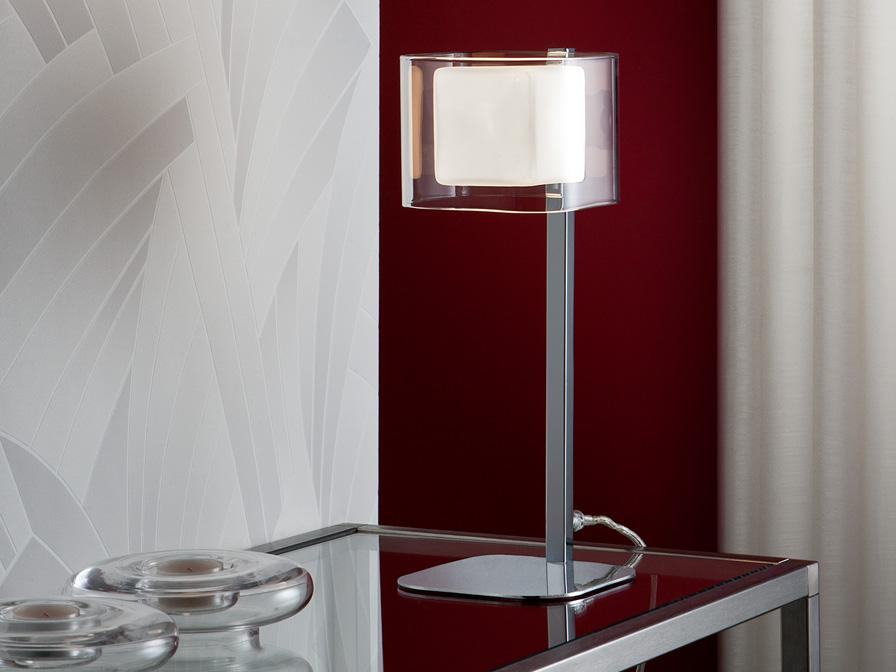 Schuller Cube asztali lámpa