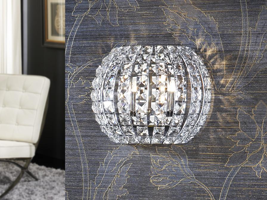 Schuller Diamond fali lámpa