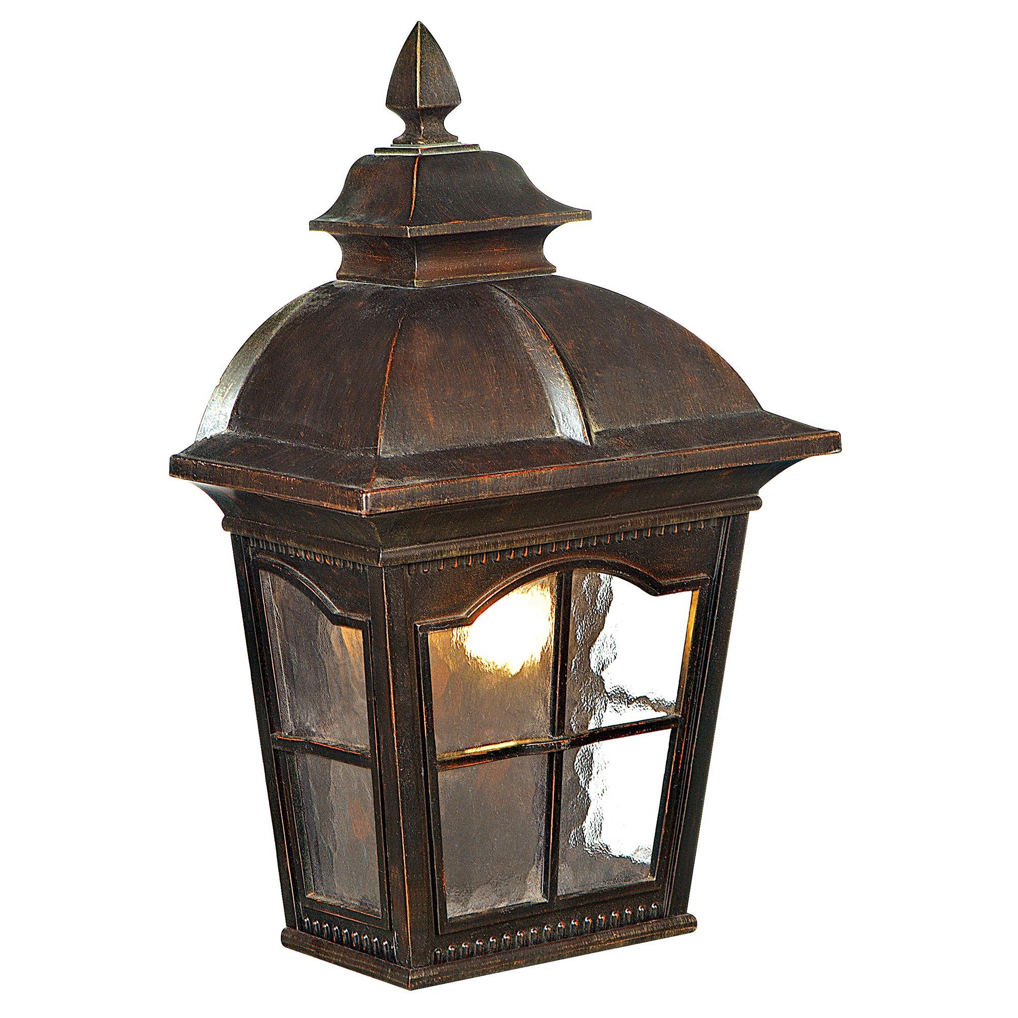 Searchlight Pompeii fali lámpa