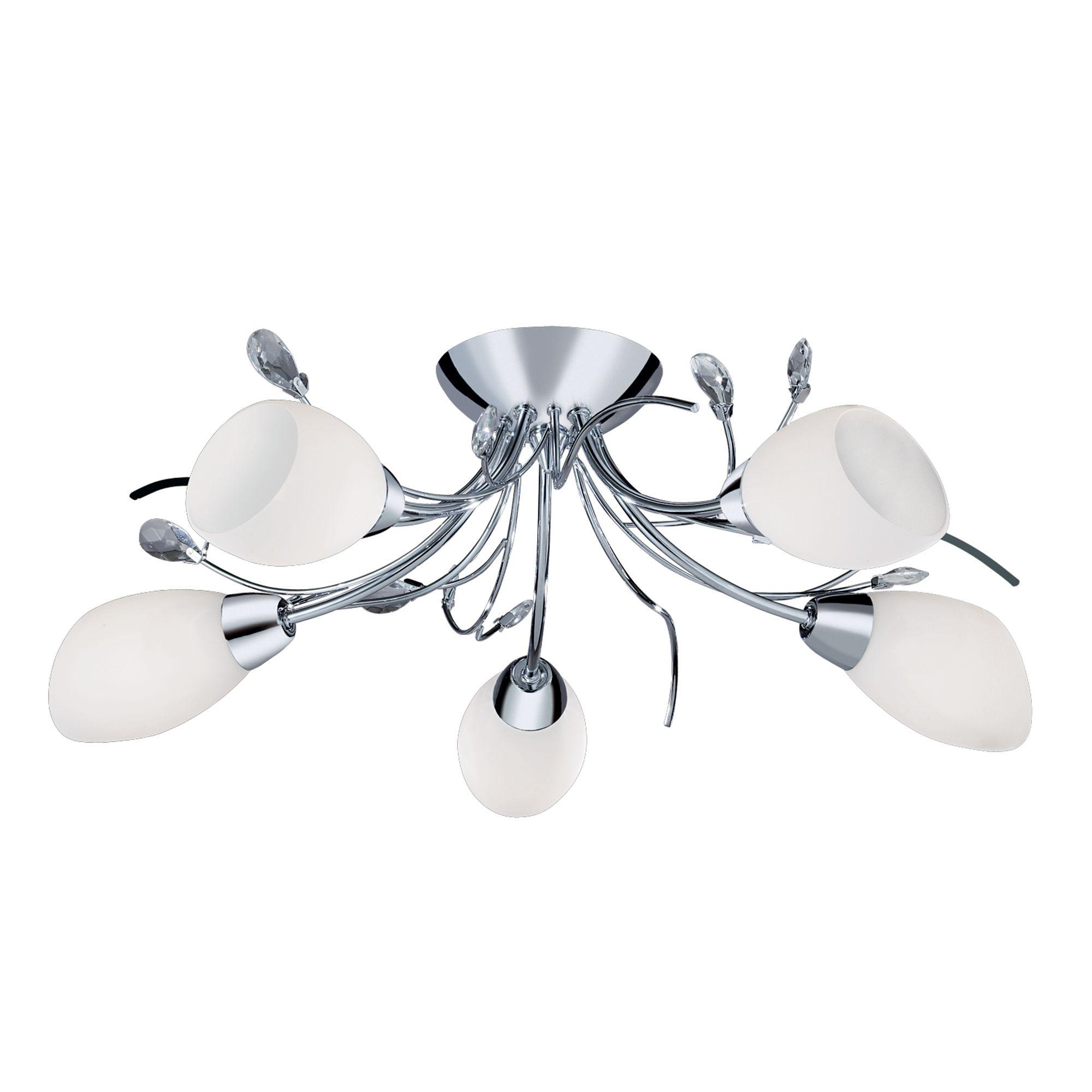 Searchlight Gardenia mennyezeti lámpa