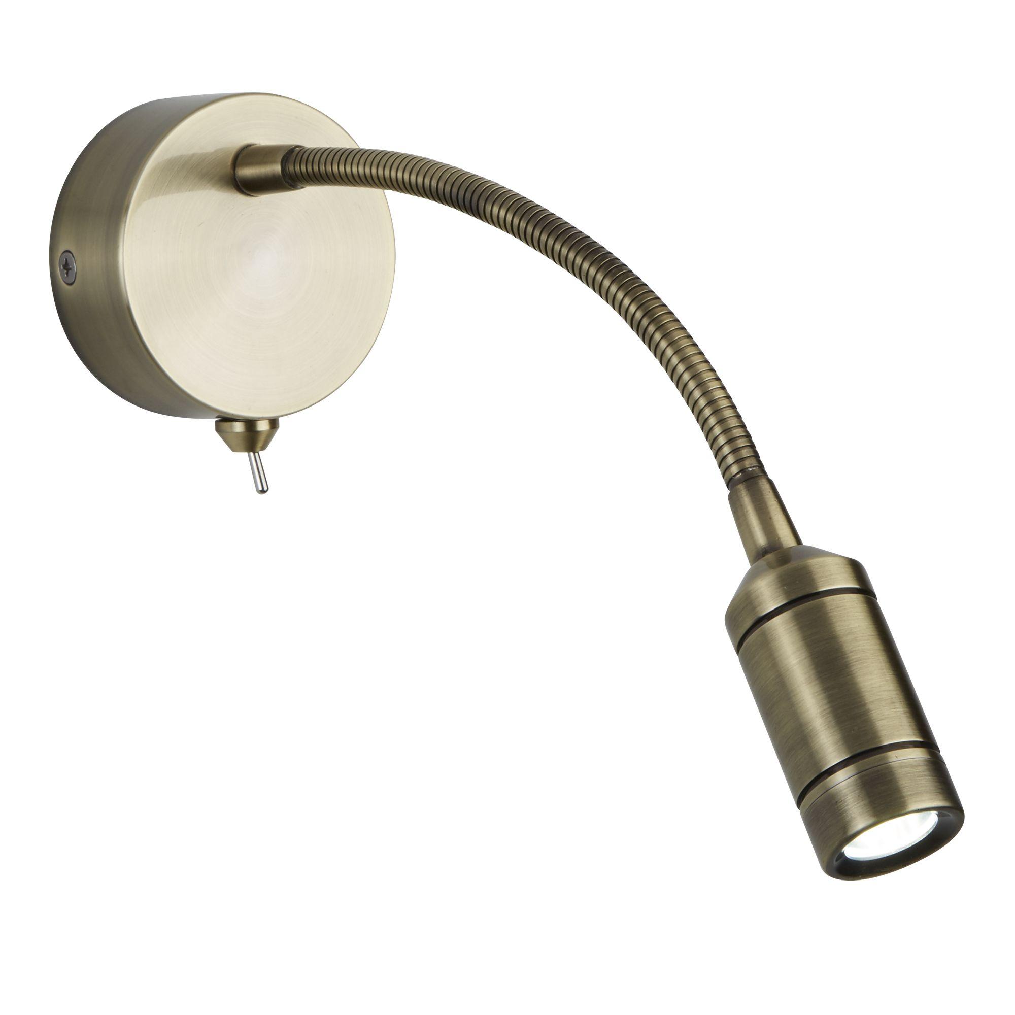 Searchlight LED Adjustable Wall Lights falikar