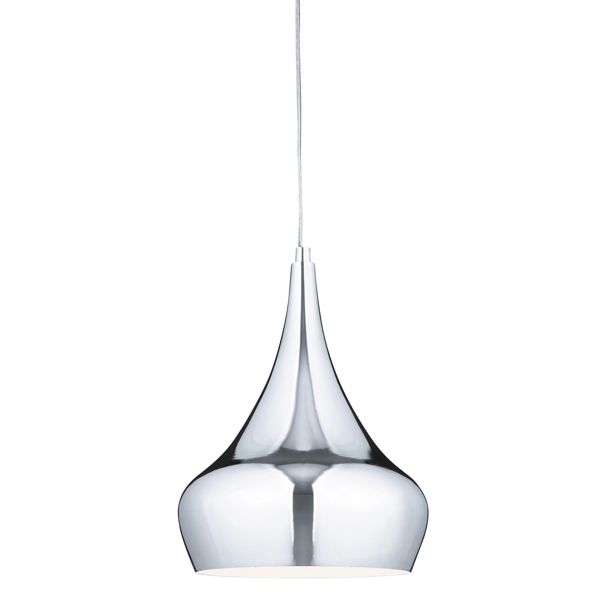 Searchlight Metal and Glass Pendants függeszték