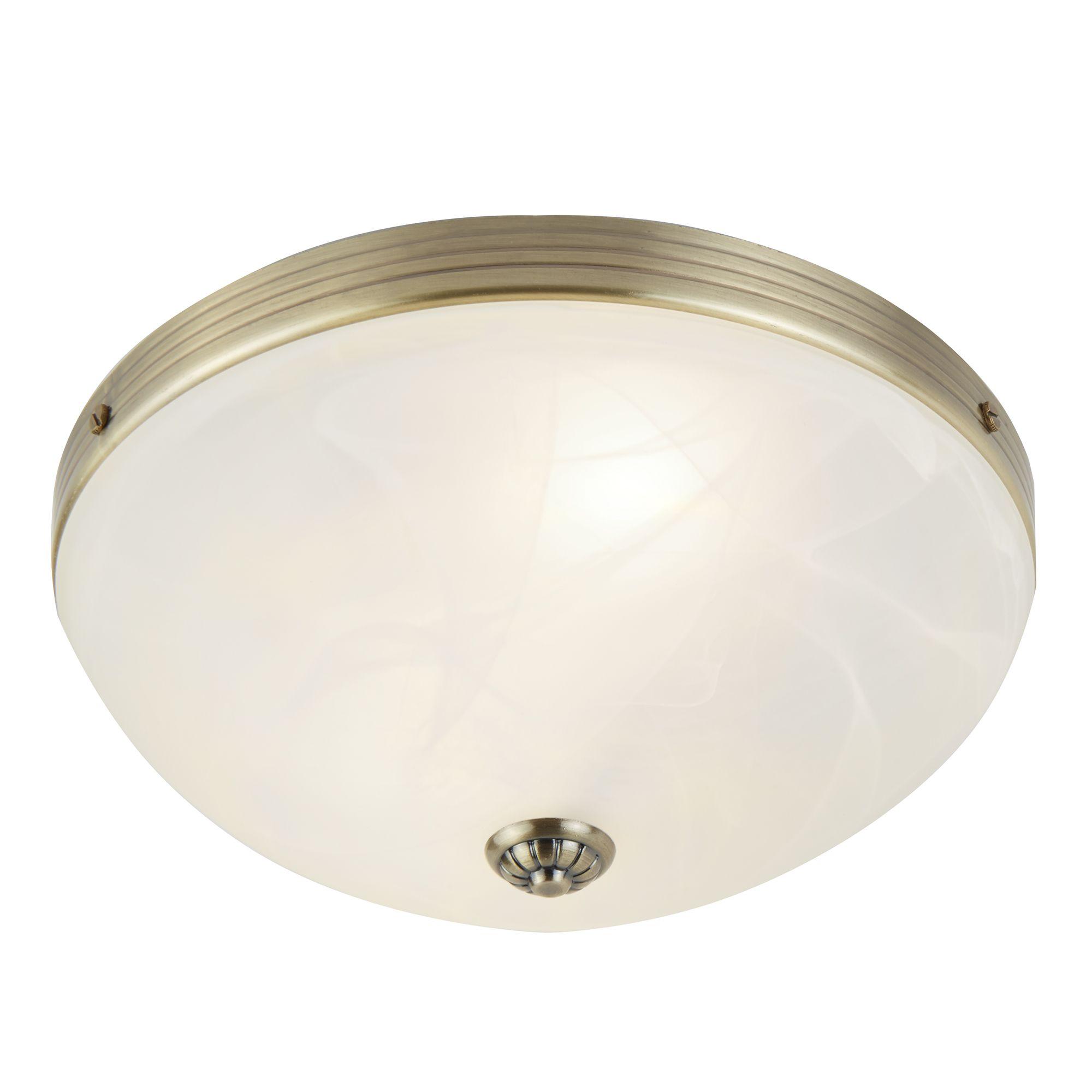 Searchlight Flush mennyezeti lámpa