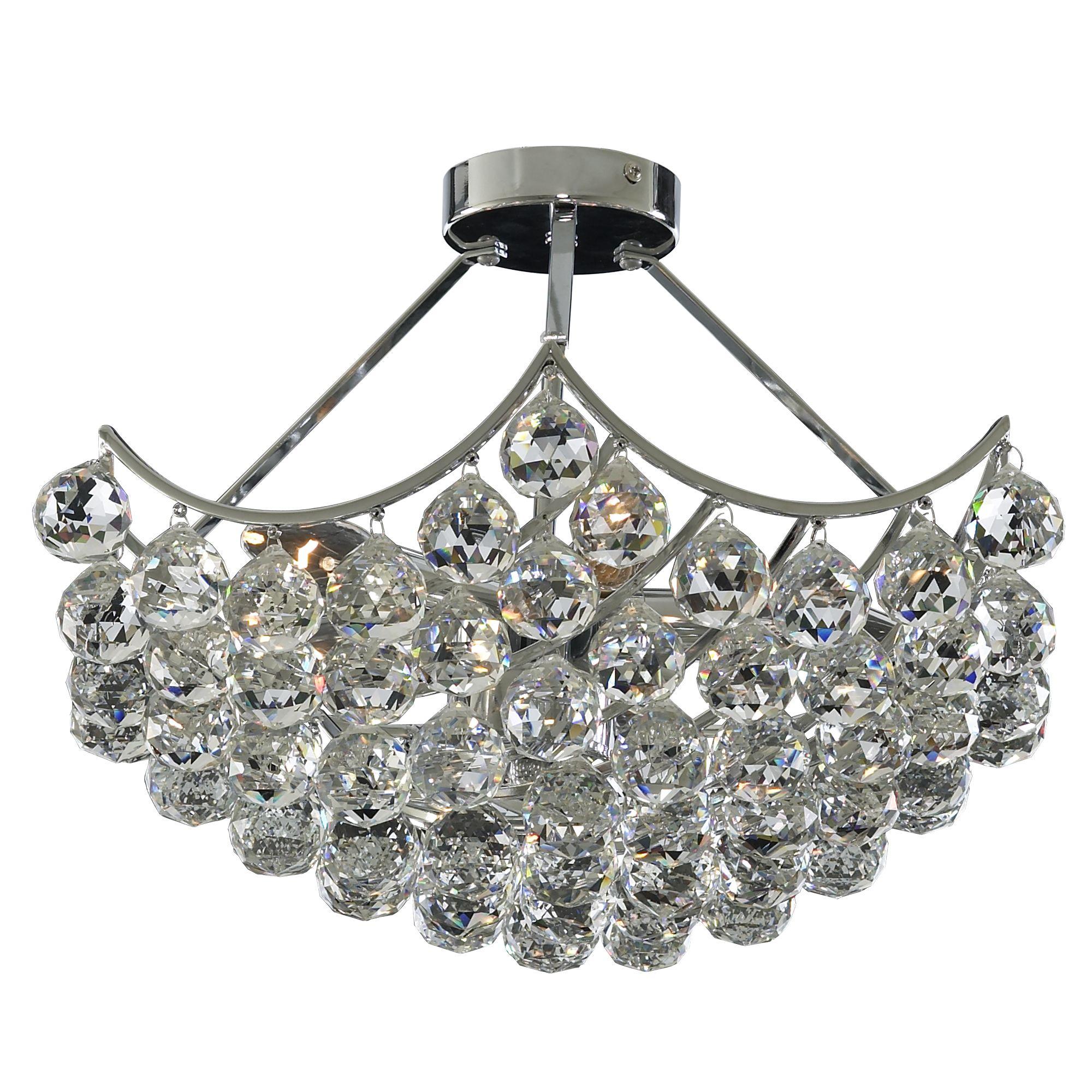 Searchlight Sassari kristály lámpa