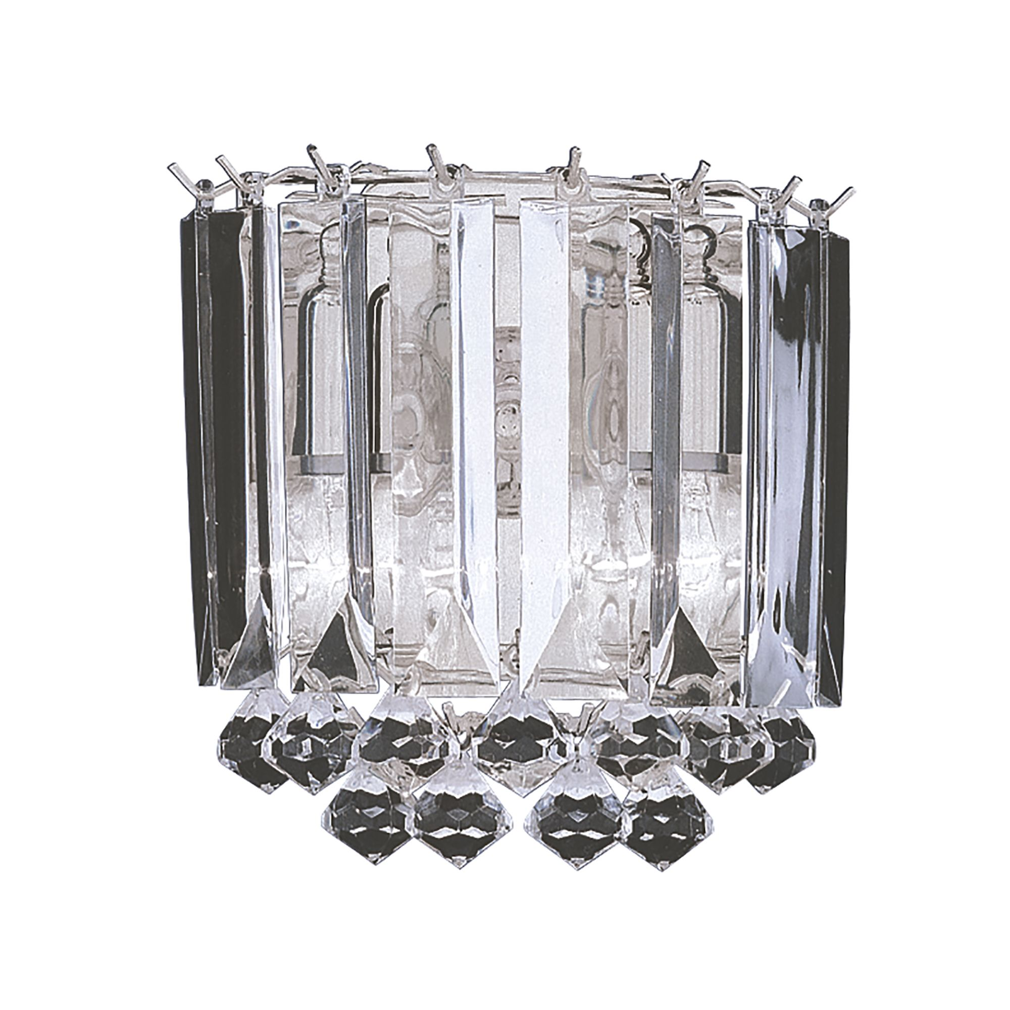 Searchlight Sigma kristály lámpa