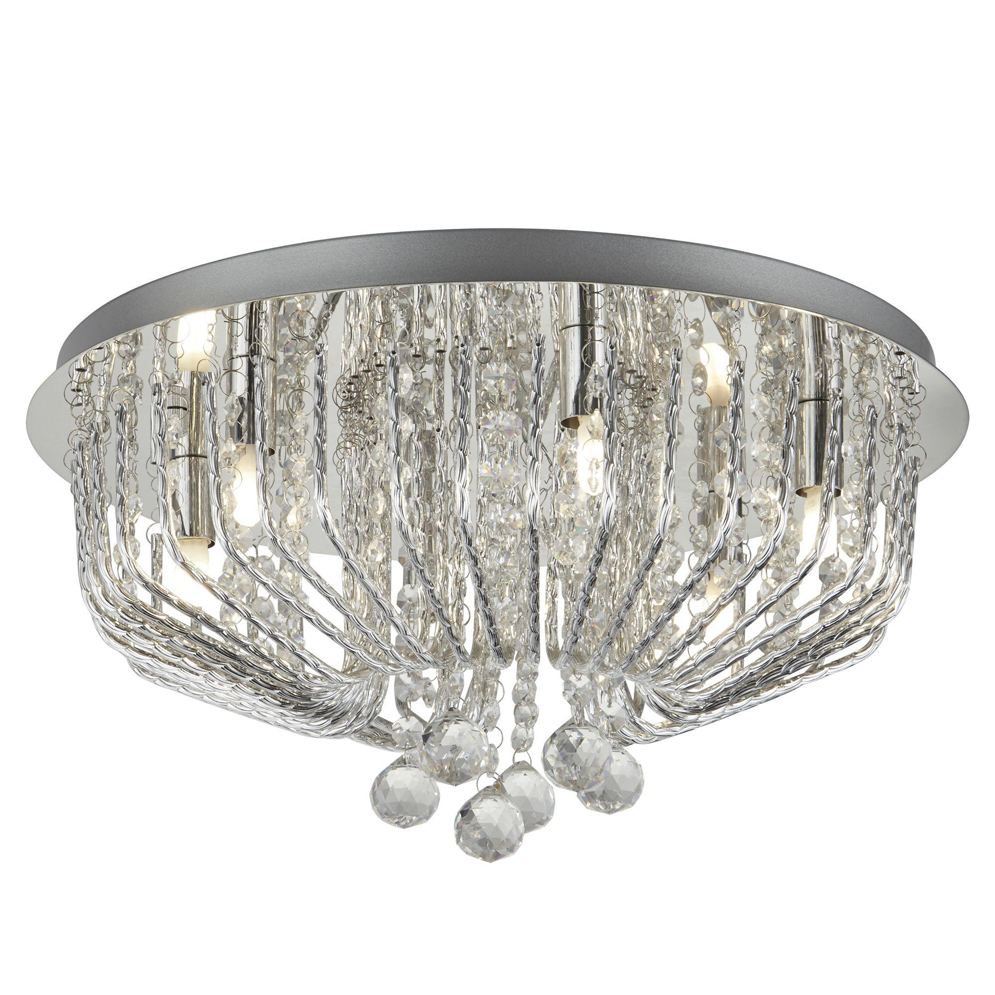 Searchlight Mela kristály lámpa