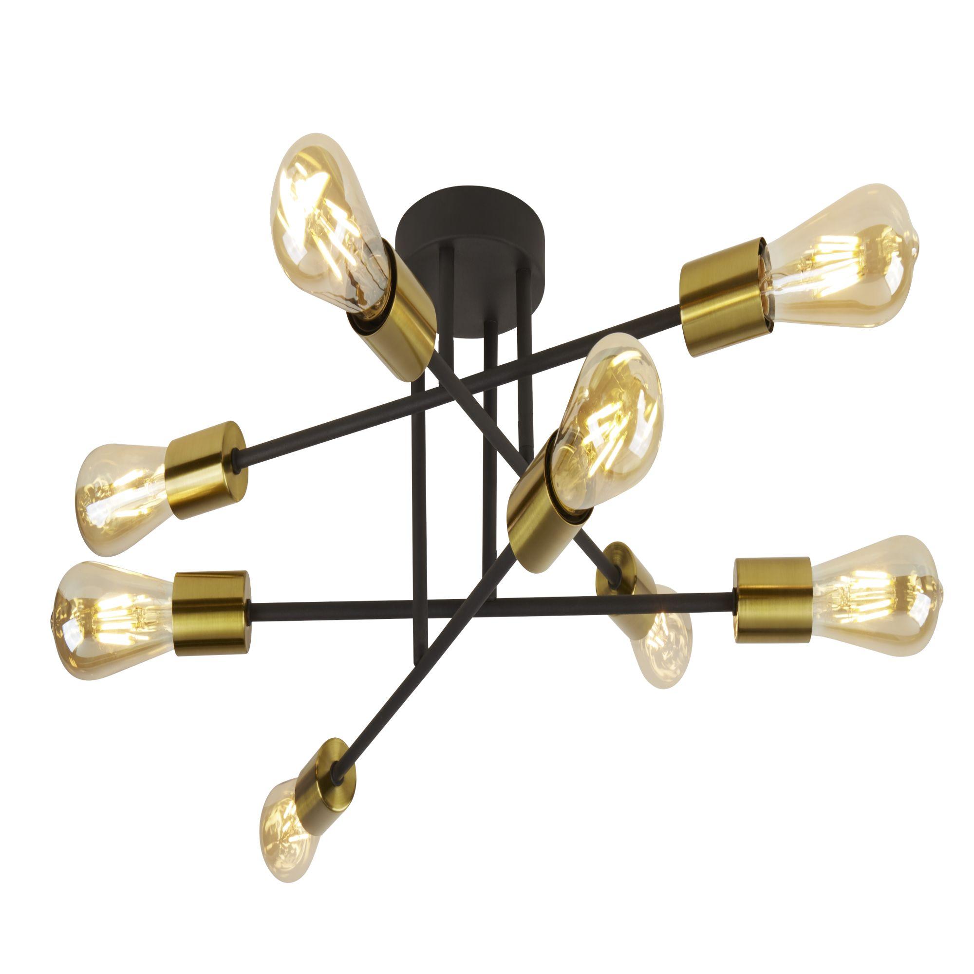 Searchlight Armstrong mennyezeti lámpa