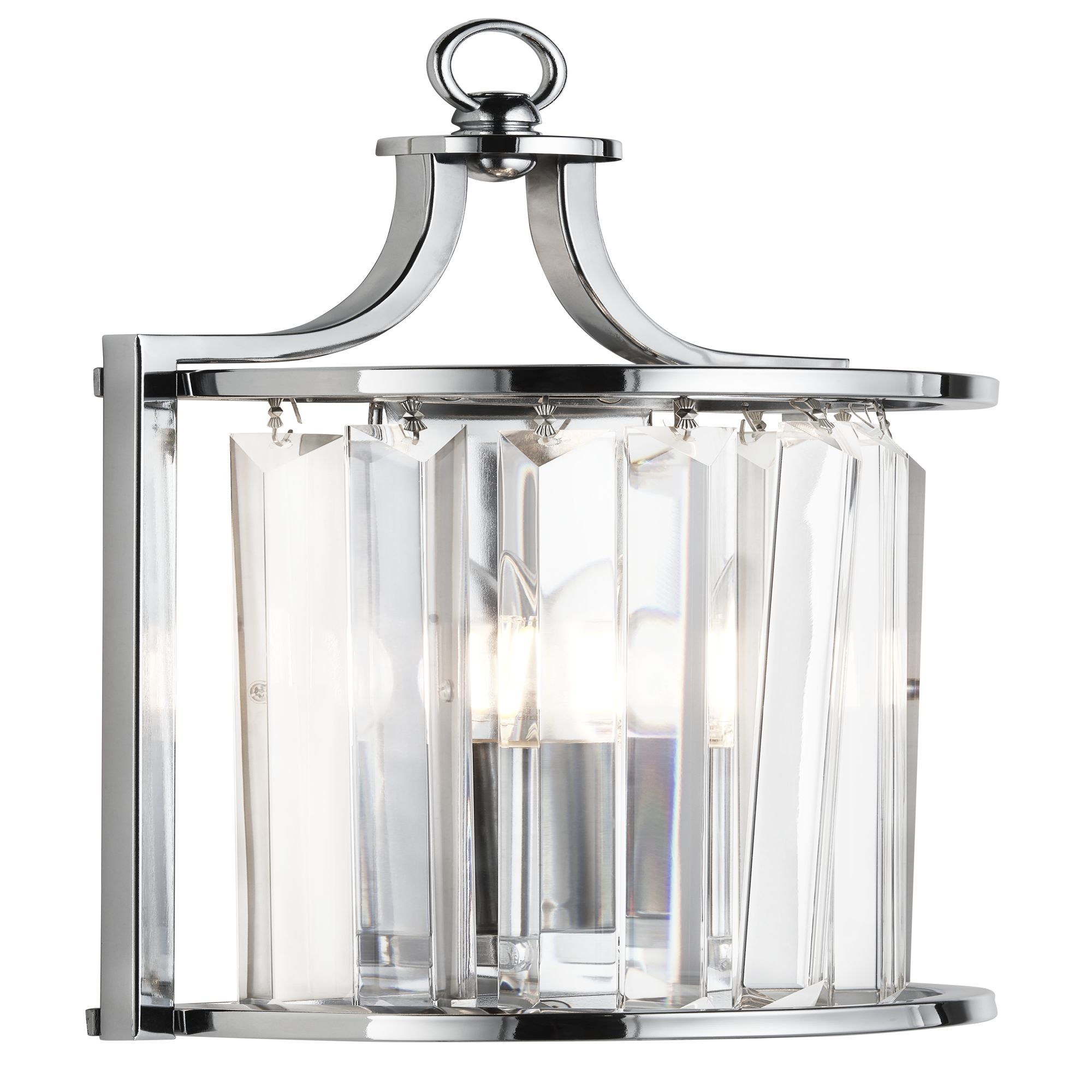 Searchlight Victoria kristály lámpa