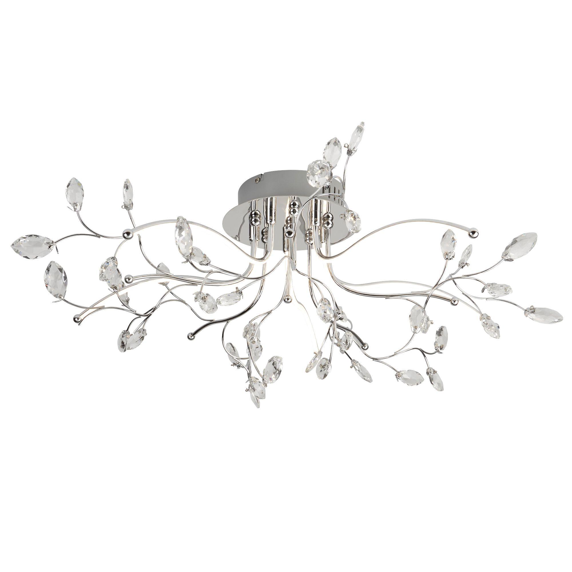 Searchlight Willow mennyezeti lámpa