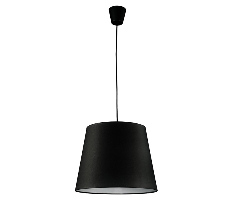 TK Lighting Maja Black függeszték