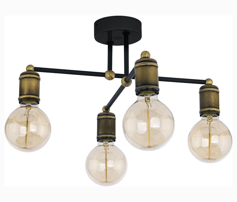 TK Lighting Retro mennyezeti lámpa