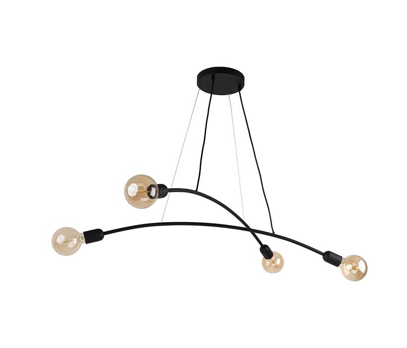 TK Lighting Helix függeszték