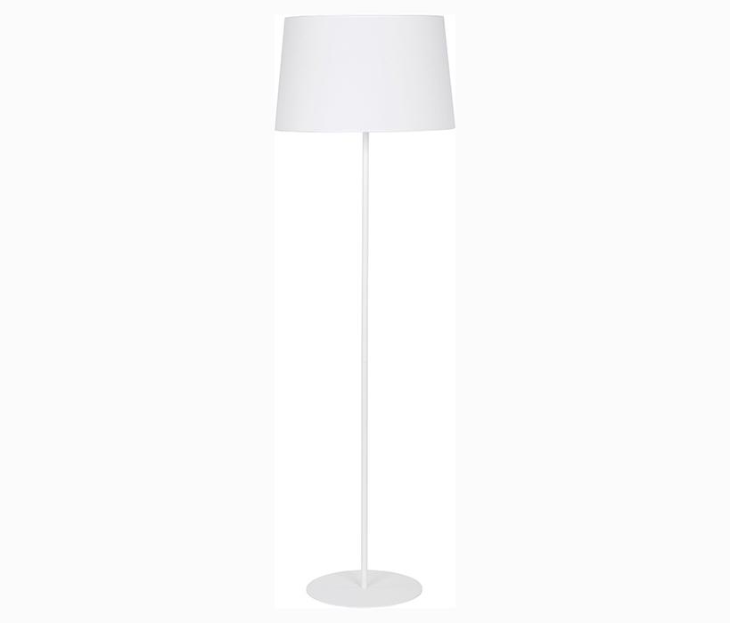 TK Lighting Maja White állólámpa