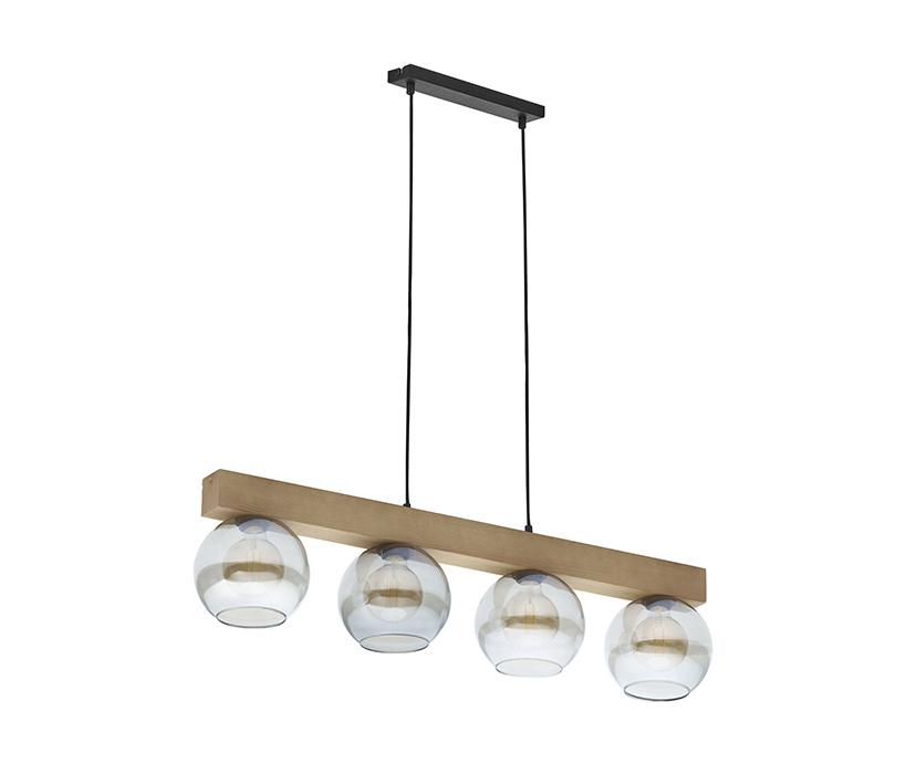 TK Lighting Artwood Glass függeszték