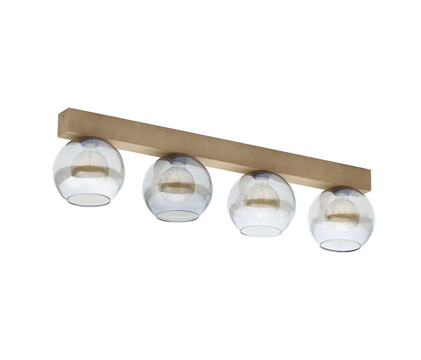 TK Lighting Artwood Glass mennyezeti lámpa