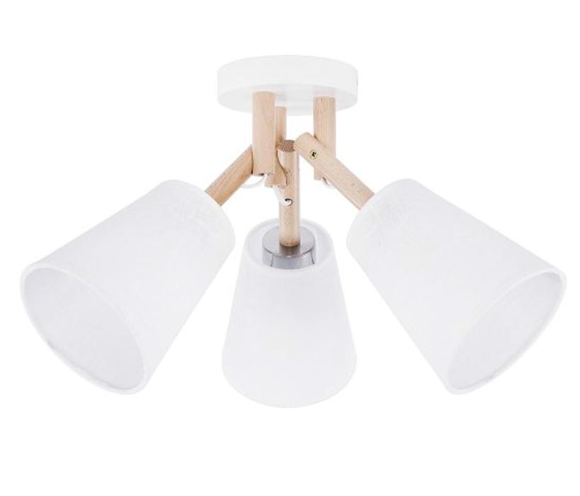TK Lighting Vaio White mennyezeti lámpa