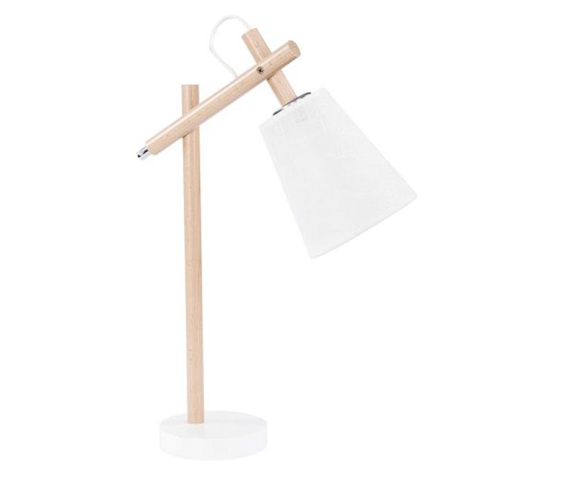 TK Lighting Vaio White asztali lámpa