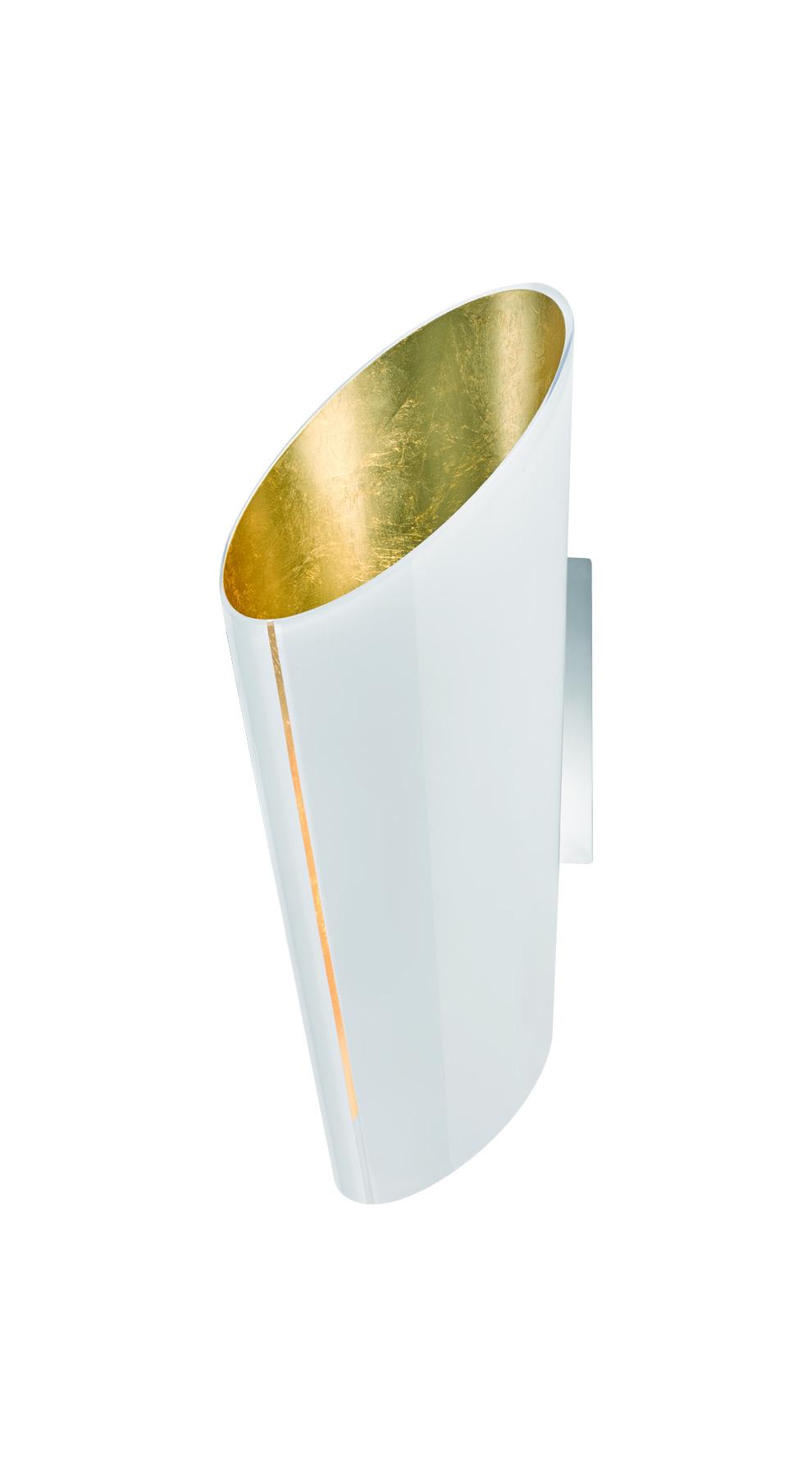 Trio Madeira fali lámpa